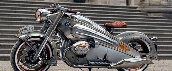 В 1937 году BMW создали концептуальный мотоцикл с уникальным дизайном R7, в модном тогда стиле арт-деко. Однако BMW R7 так и не был запущен в серийное производство, очертания и некоторые […]