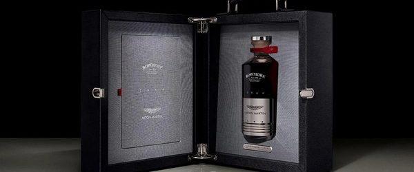 В прошлом году британский производитель спортивных машин Aston Martin и шотландская винокурня Bowmore, объявили о начале сотрудничестве по созданию лимитированных серий эксклюзивных виски с уникальным вкусом. Дебютным творением двух известных […]