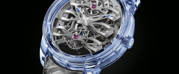 В 2019 году швейцарская часовая мануфактура Girard-Perregaux представила часы Quasar с часовым механизм с турбийном имеющим три моста. Их главной особенностью стал корпус из цельного куска прозрачного сапфира. Мастерам удалось […]