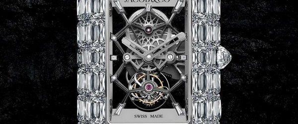 Швейцарская часовая мануфактура Jacob & Co объединился с ювелирным домом «William Goldberg», чтоб создать новые часы серии Billionaire Watch, поражающие соей роскошью и блеском, достойные отдельного места в музее. Это […]