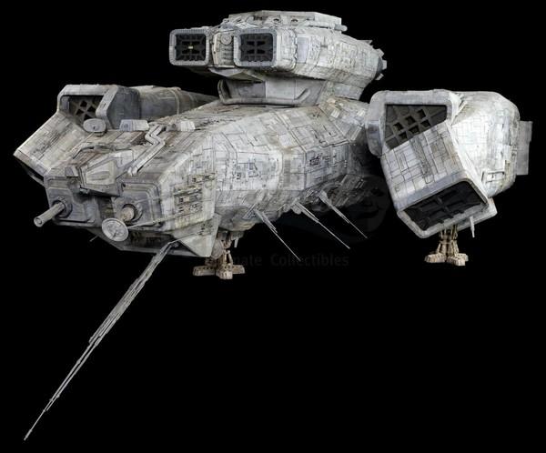 Макет космического корабля «Ностромо» из фантастического фильма «Чужие» был выставлен на аукцион