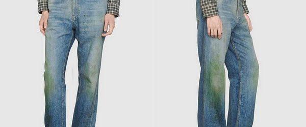 Мы уже видели рваные джинсы и джинсы, заляпанные краской, как будто их несколько недель строители не снимая, от модных марок. В новой коллекции осень/зима 2020 года Gucci пойти на эксперимент […]