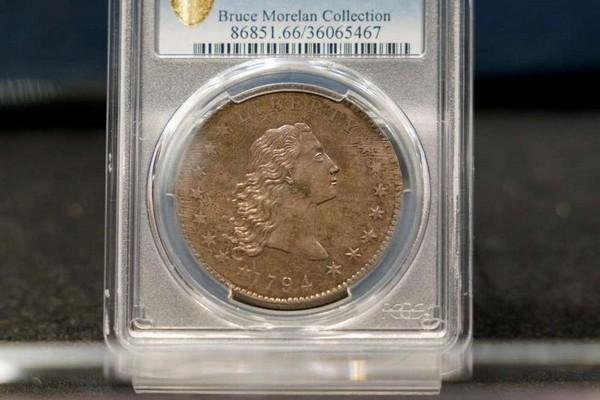Самая дорогая монета в мире, стоимостью 10.000.000$, выставлена на продажу с аукциона