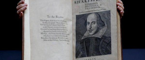 Хотя в наше время бумажные книги пользуются все меньшей популярностью, это не мешает коллекционерам платить большие деньги за редкие старые издания. Недавно «Первое фолио» Уильяма Шекспира 1623 года было продано […]